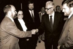 KDM trifft Hans-Jochen Vogel
